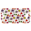 Doodle Pattern HTC One S Hardshell Case  View1