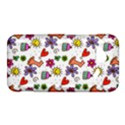 Doodle Pattern HTC Droid Incredible 4G LTE Hardshell Case View1