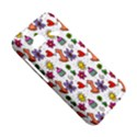 Doodle Pattern HTC Droid Incredible 4G LTE Hardshell Case View5