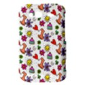 Doodle Pattern HTC Wildfire S A510e Hardshell Case View3