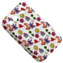 Doodle Pattern HTC Wildfire S A510e Hardshell Case View5