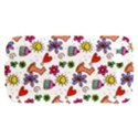Doodle Pattern HTC Desire S Hardshell Case View1