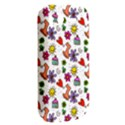 Doodle Pattern HTC Desire S Hardshell Case View2