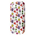 Doodle Pattern HTC Desire S Hardshell Case View3