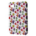 Doodle Pattern Samsung Galaxy Tab 7  P1000 Hardshell Case  View3