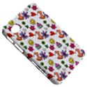 Doodle Pattern Samsung Galaxy Tab 7  P1000 Hardshell Case  View5