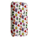 Doodle Pattern Samsung S3350 Hardshell Case View2