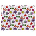 Doodle Pattern Apple iPad 2 Hardshell Case (Compatible with Smart Cover) View1