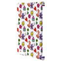 Doodle Pattern Apple iPad 2 Hardshell Case (Compatible with Smart Cover) View3