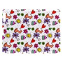 Doodle Pattern Apple iPad 3/4 Hardshell Case View1