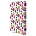 Doodle Pattern Apple iPad 3/4 Hardshell Case View3
