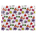 Doodle Pattern Apple iPad 3/4 Hardshell Case (Compatible with Smart Cover) View1