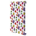 Doodle Pattern Apple iPad 3/4 Hardshell Case (Compatible with Smart Cover) View3