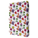 Doodle Pattern Samsung Galaxy Tab 8.9  P7300 Hardshell Case  View3