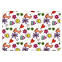 Doodle Pattern Samsung Galaxy Tab 10.1  P7500 Hardshell Case  View1