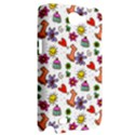 Doodle Pattern Samsung Galaxy Note 2 Hardshell Case View2