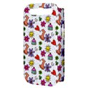 Doodle Pattern Samsung Galaxy S III Hardshell Case (PC+Silicone) View3