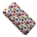Doodle Pattern Apple iPhone 3G/3GS Hardshell Case (PC+Silicone) View5