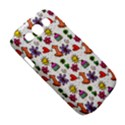 Doodle Pattern Samsung Galaxy S III Classic Hardshell Case (PC+Silicone) View5