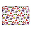 Doodle Pattern Apple iPad Mini Hardshell Case (Compatible with Smart Cover) View1