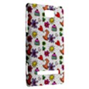 Doodle Pattern HTC 8S Hardshell Case View2