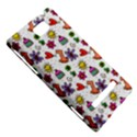 Doodle Pattern HTC 8S Hardshell Case View5