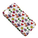 Doodle Pattern Apple iPhone 4/4S Hardshell Case with Stand View5