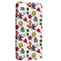 Doodle Pattern Apple iPhone 5 Hardshell Case with Stand View2