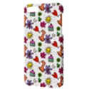 Doodle Pattern Apple iPhone 5 Hardshell Case with Stand View3