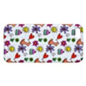 Doodle Pattern Apple iPhone 5 Premium Hardshell Case View1