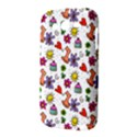Doodle Pattern Samsung Galaxy Grand DUOS I9082 Hardshell Case View3