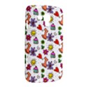 Doodle Pattern Samsung Galaxy Duos I8262 Hardshell Case  View2