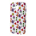 Doodle Pattern Samsung Galaxy Duos I8262 Hardshell Case  View3