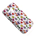 Doodle Pattern Samsung Galaxy Duos I8262 Hardshell Case  View5