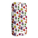 Doodle Pattern HTC One SV Hardshell Case View2