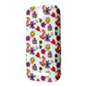 Doodle Pattern HTC One SV Hardshell Case View3
