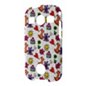 Doodle Pattern Samsung Galaxy S7710 Xcover 2 Hardshell Case View3