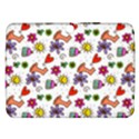 Doodle Pattern Samsung Galaxy Tab 3 (10.1 ) P5200 Hardshell Case  View1
