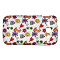 Doodle Pattern Samsung Galaxy Ace 3 S7272 Hardshell Case View1