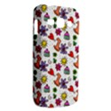 Doodle Pattern Samsung Galaxy Ace 3 S7272 Hardshell Case View2
