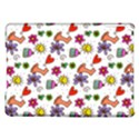 Doodle Pattern iPad Air Hardshell Cases View1