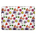 Doodle Pattern Kindle Fire HDX Hardshell Case View1