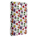 Doodle Pattern Samsung Galaxy Tab 4 (7 ) Hardshell Case  View3