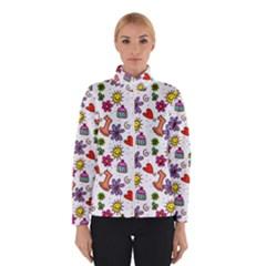 Doodle Pattern Winterwear