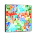 Colorful Mosaic  Mini Canvas 6  x 6  View1