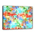 Colorful Mosaic  Canvas 16  x 12  View1