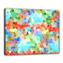 Colorful Mosaic  Canvas 20  x 16  View1