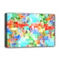 Colorful Mosaic  Deluxe Canvas 18  x 12   View1