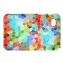 Colorful Mosaic  Samsung Galaxy Tab 7  P1000 Hardshell Case  View1