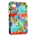 Colorful Mosaic  Samsung Galaxy Tab 7  P1000 Hardshell Case  View2